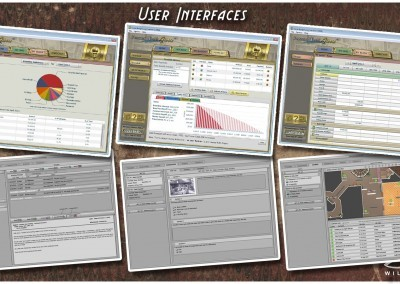 User Interfaces 16x9