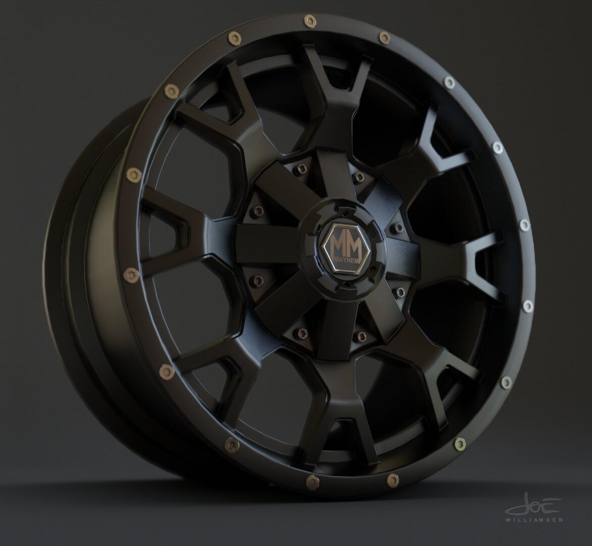 Wheel EEVEE